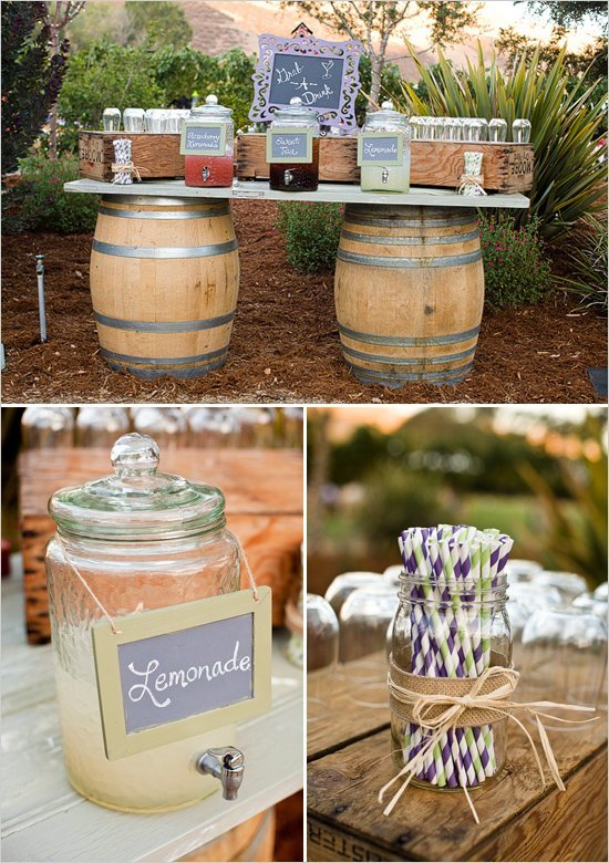 Diy Rustic Wedding Decor - Wedding and Bridal Inspiration