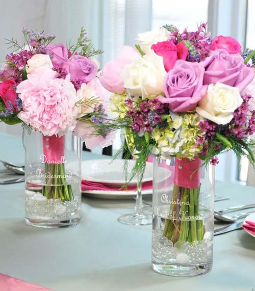 centerpiece flower wedding