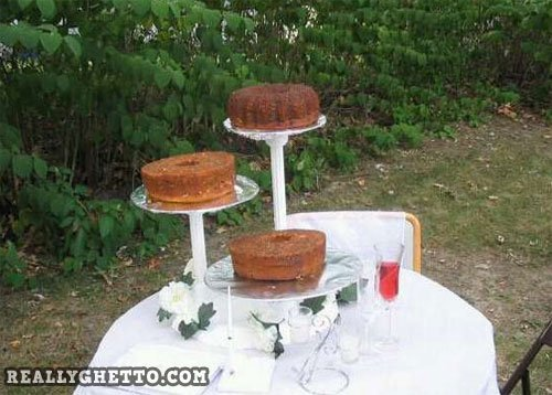 Ghetto Wedding Cakes Wedding And Bridal Inspiration