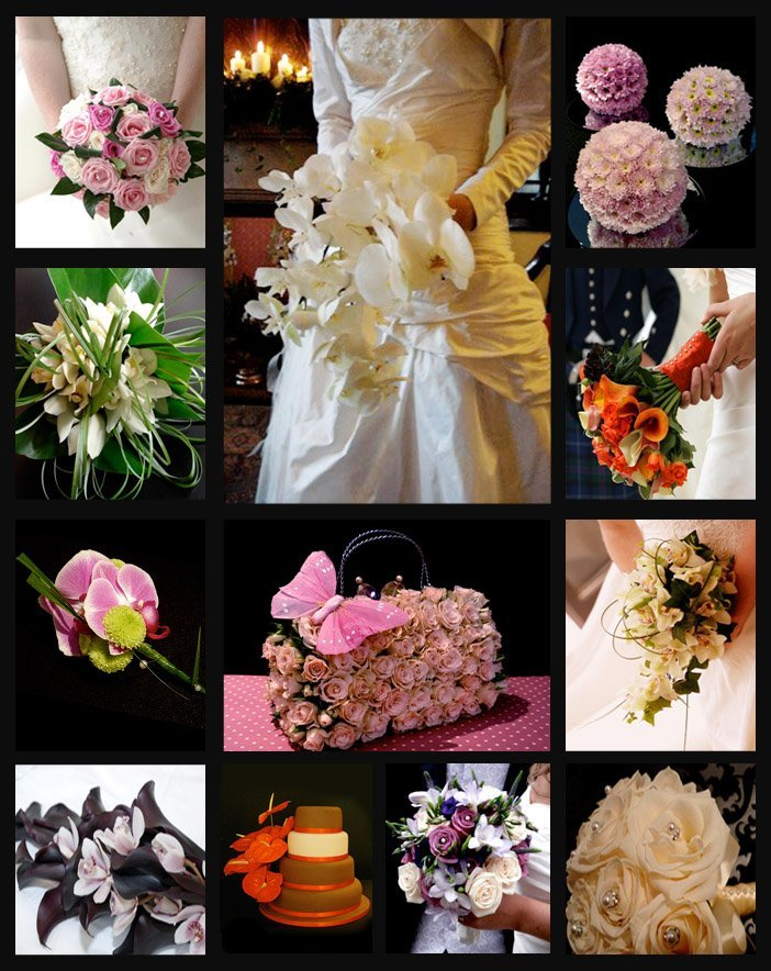 Average Wedding Gift Cost 2015 : How much to Budget for Wedding FlowersWedding and Bridal ...