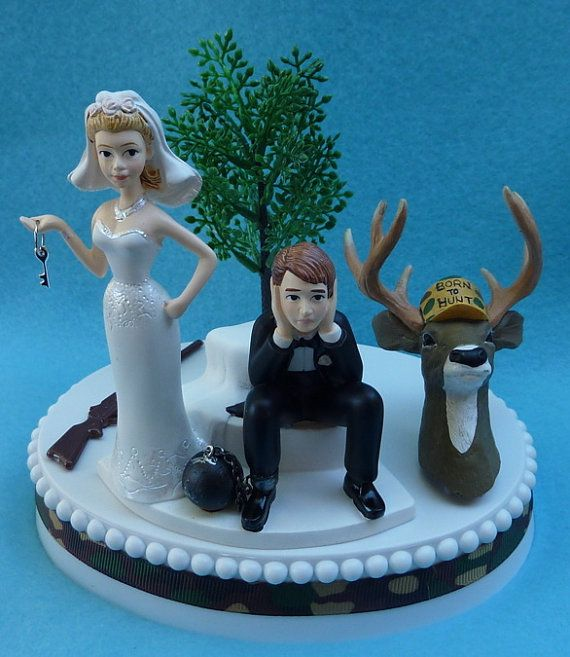 Hunting Cake Toppers Canada