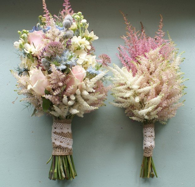 Wild Flowers For Weddings: Wedding And Bridal Inspiration