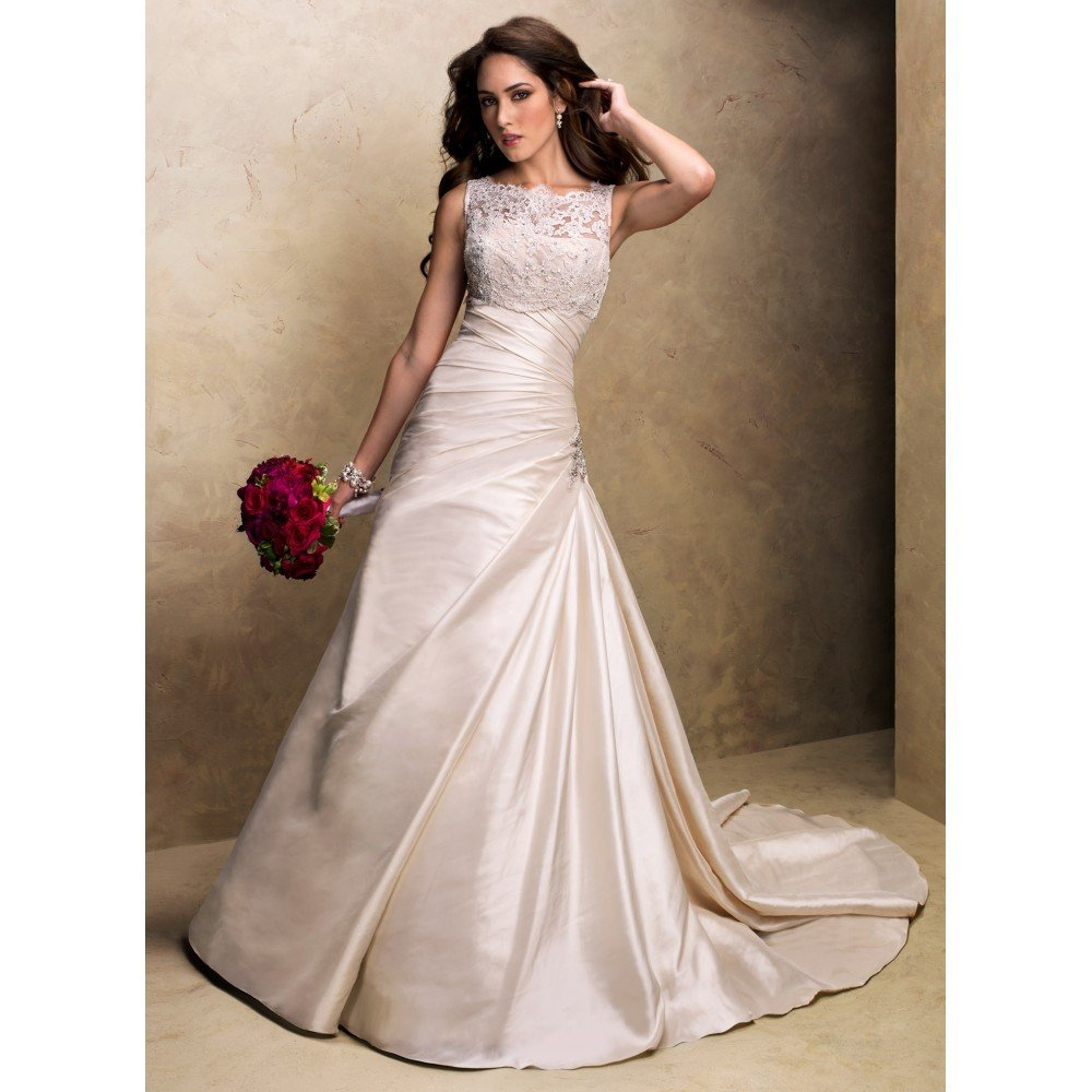 Plus size champagne wedding dresses wedding and bridal for Plus size champagne colored wedding dresses