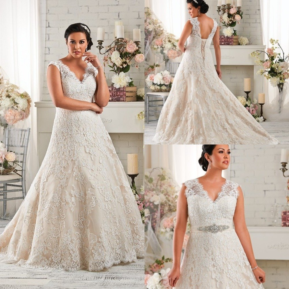 Plus size couture wedding dresses wedding and bridal for Plus size couture wedding dresses