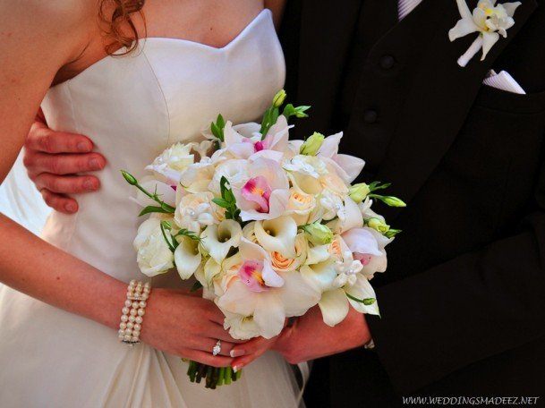 real flower wedding bouquets wedding and bridal inspiration