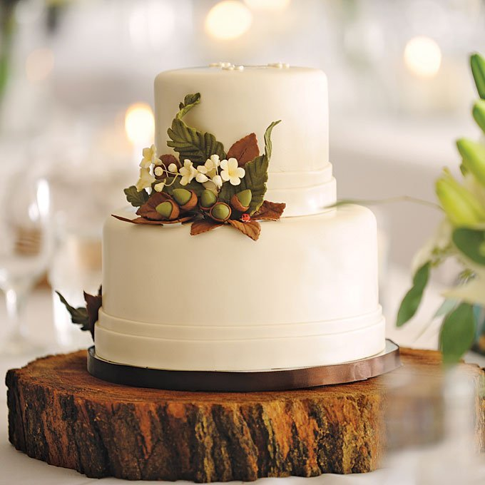 Rustic Wedding Cake Ideas: Wedding And Bridal Inspiration