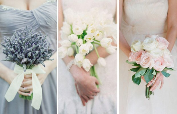 Wedding Bouquet Flowers Types Wedding And Bridal Inspiration