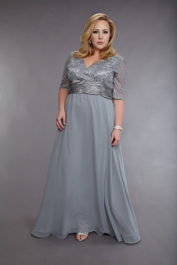 Wedding Dresses For Mother Of The Bride Plus Size