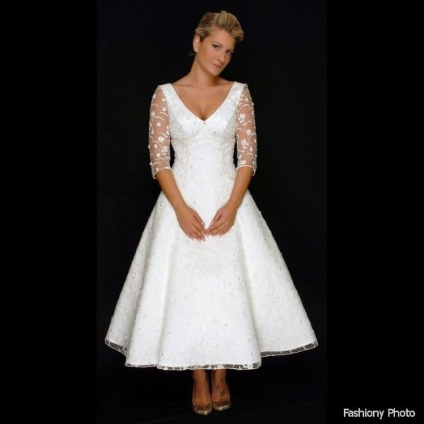 Wedding Dresses For Older Brides Second Weddings