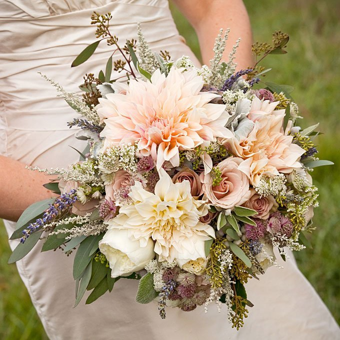 Wedding Flower Bouquets Ideas: Wedding Flower Ideas For Summer