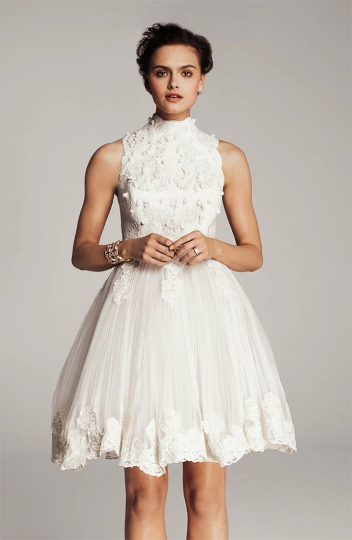 White Reception Dresses For Brides Wedding And Bridal