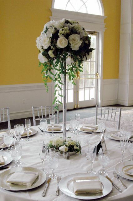 Wholesale tall vases wedding centerpieces and