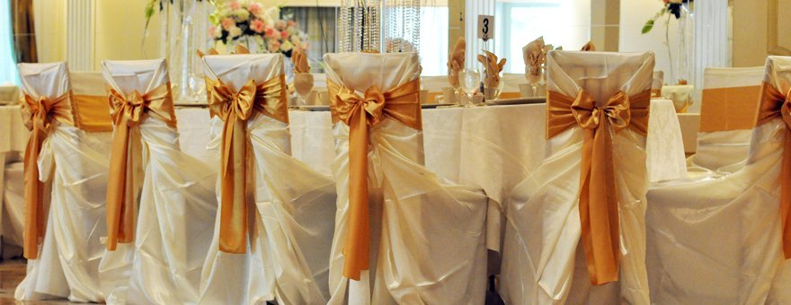 wedding chair covers write up which is classified within chair covers