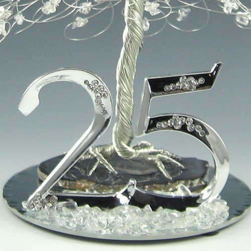 25 wedding anniversary decorations wedding and bridal for 25 anniversary decoration ideas