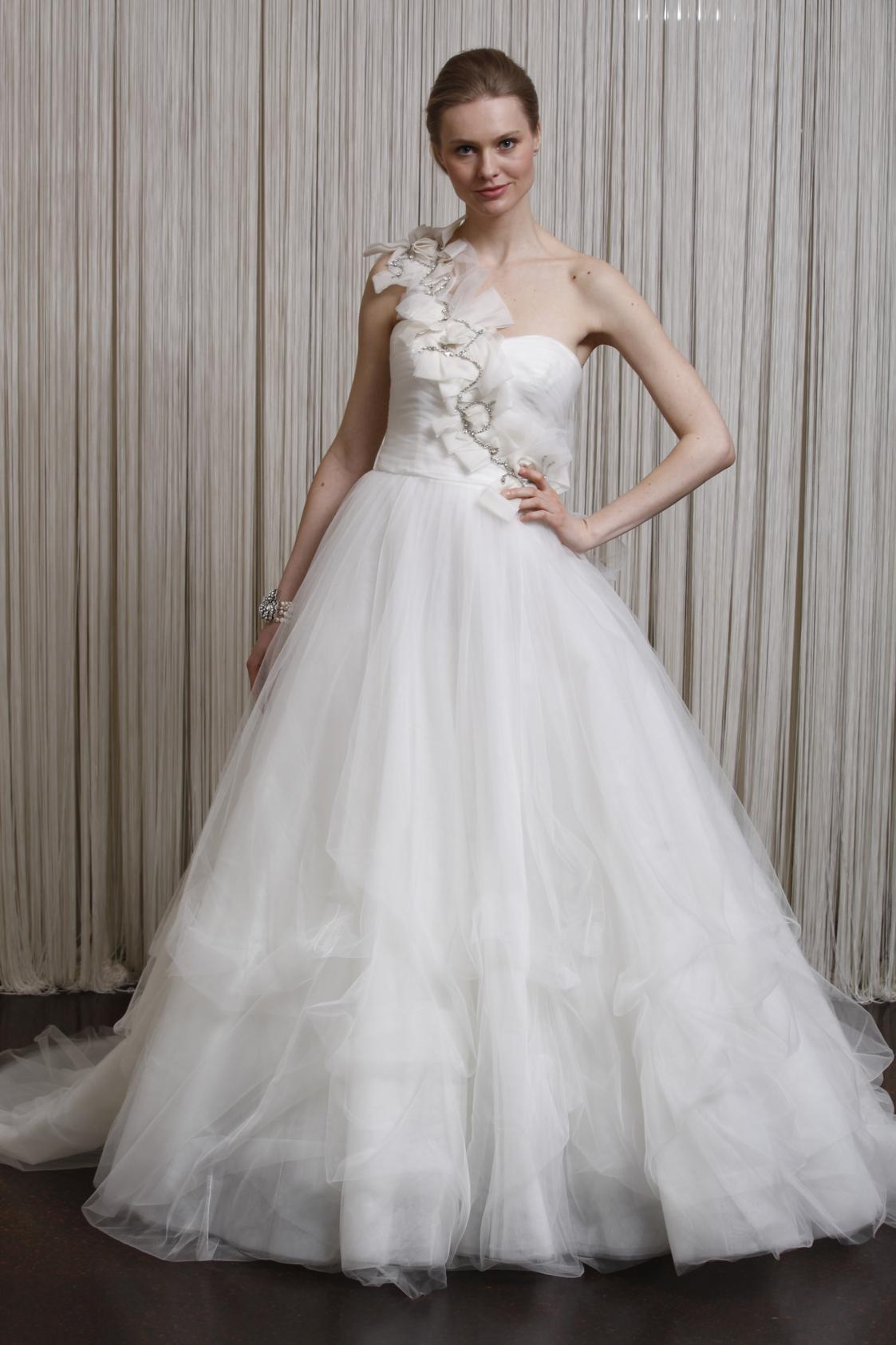 Ivanka trump wedding dress knock