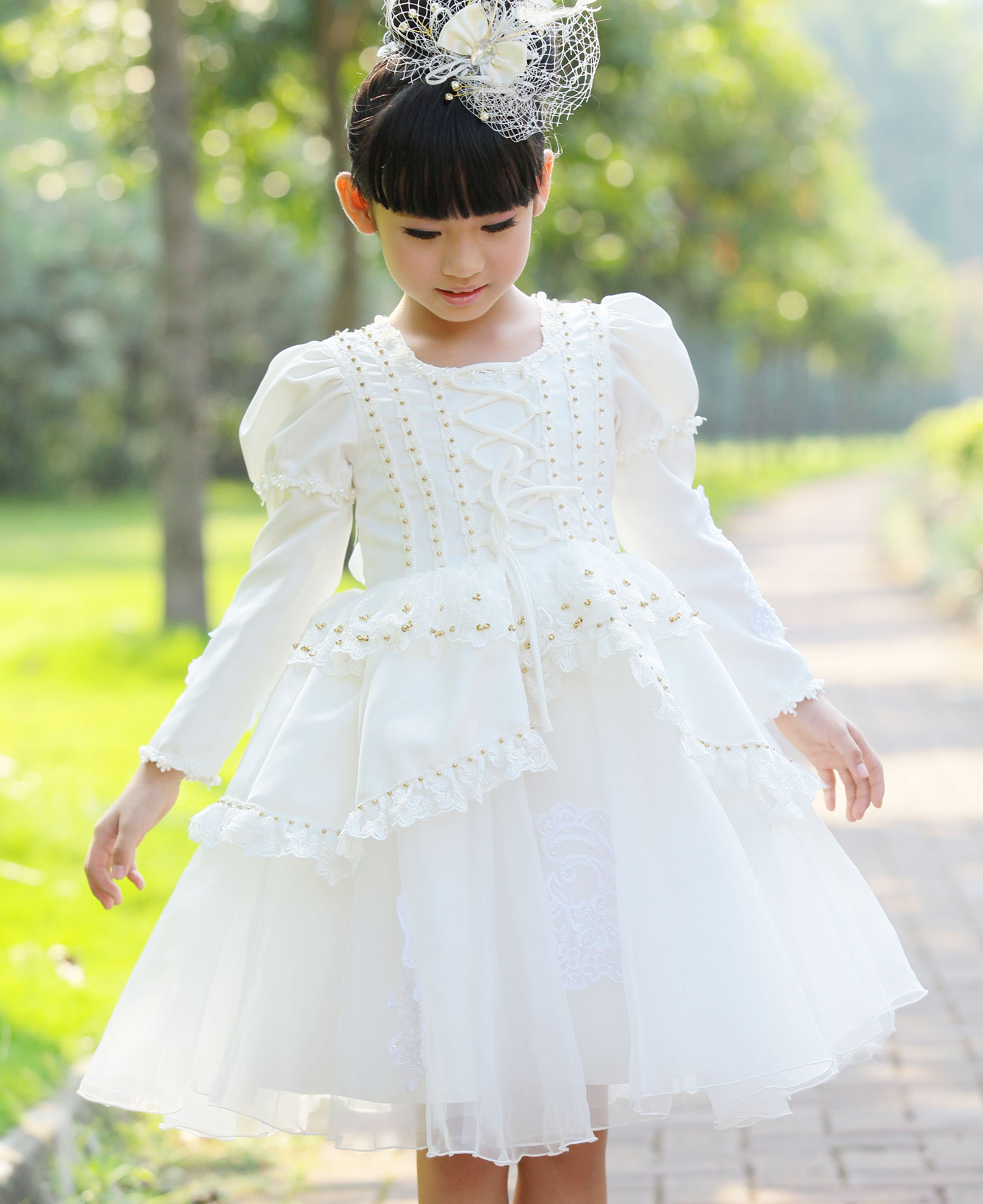 Cute wedding dresses for girls wedding and bridal for Wedding dress for girls