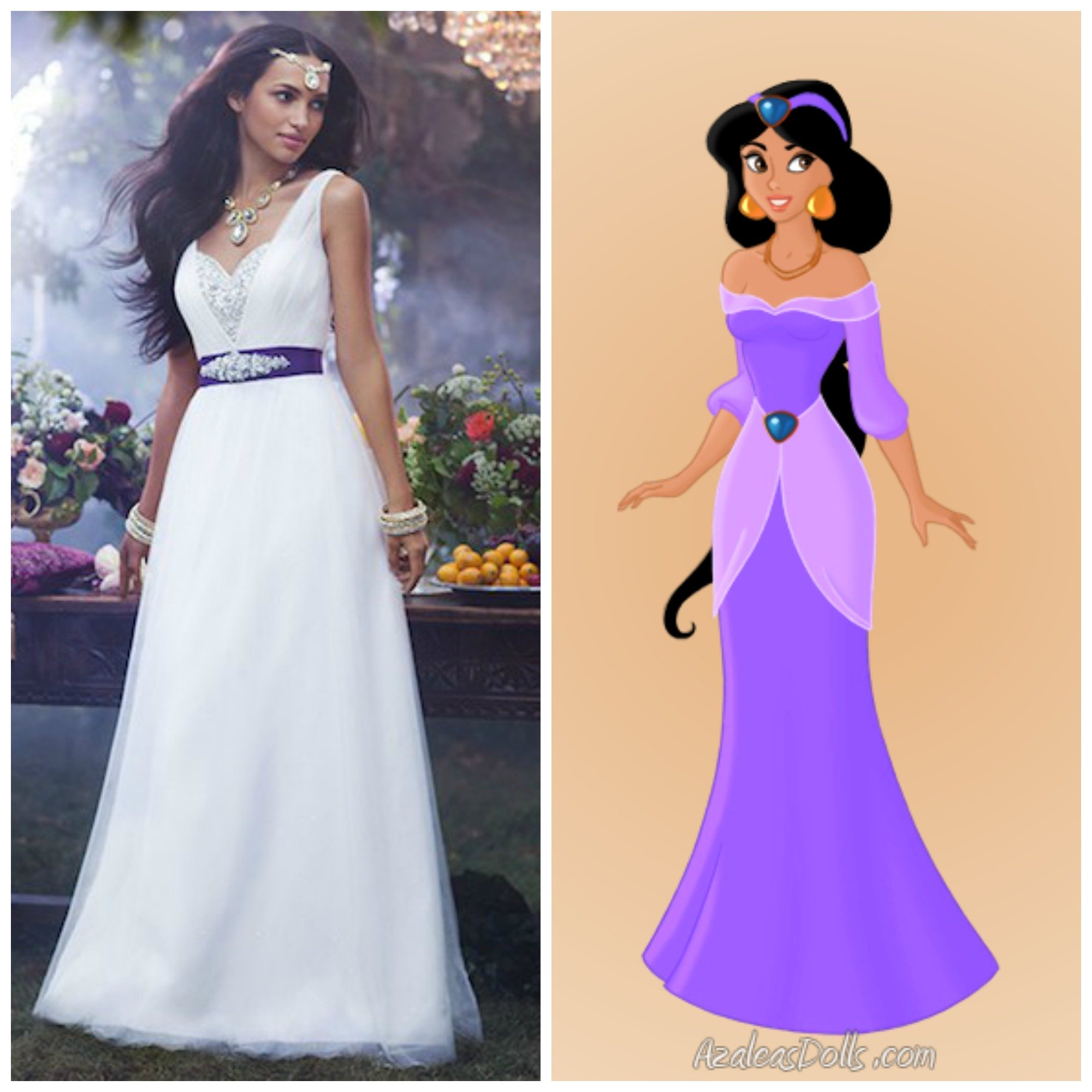 Disney Princess Wedding Day Dress Up Games : Princess jasmine dress up who auto design tech