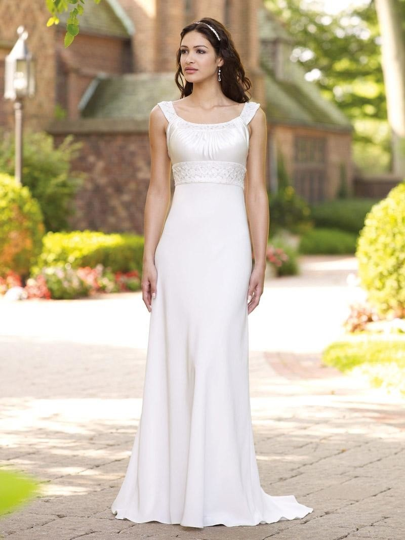 Informal wedding dresses wedding and bridal inspiration for Casual informal wedding dress