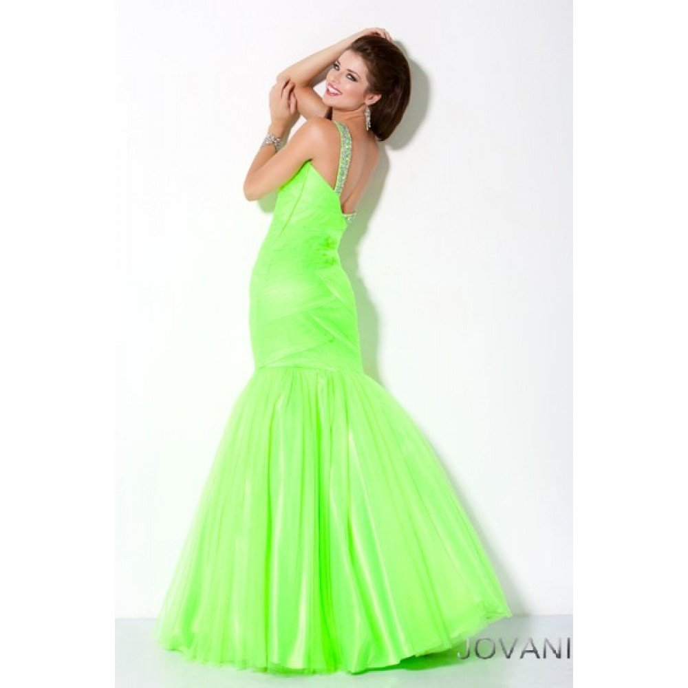 Lime Green Wedding Dresses Wedding And Bridal Inspiration
