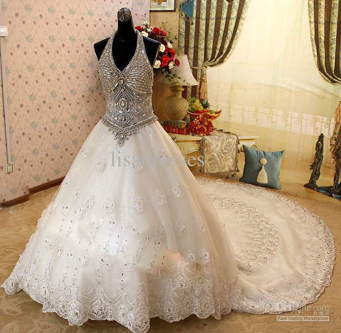 Luxury wedding gowns wedding and bridal inspiration for Www dhgate com wedding dresses