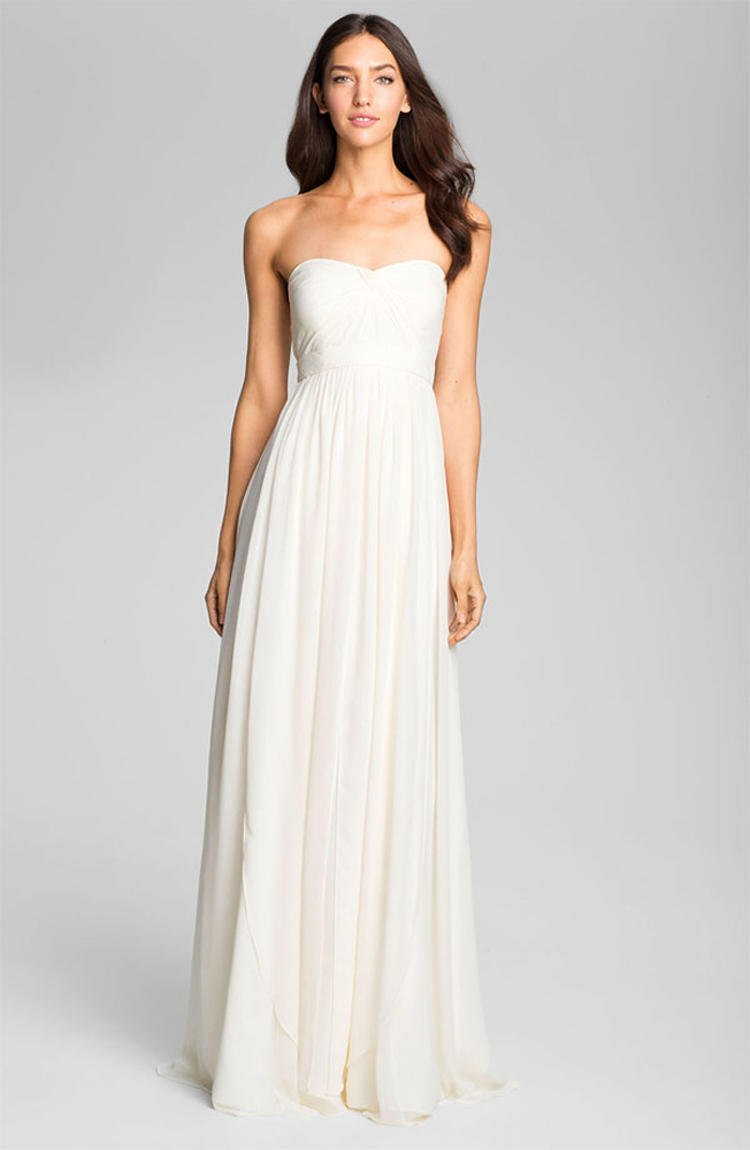 Simple wedding dress designers wedding and bridal for Find a wedding dress designer