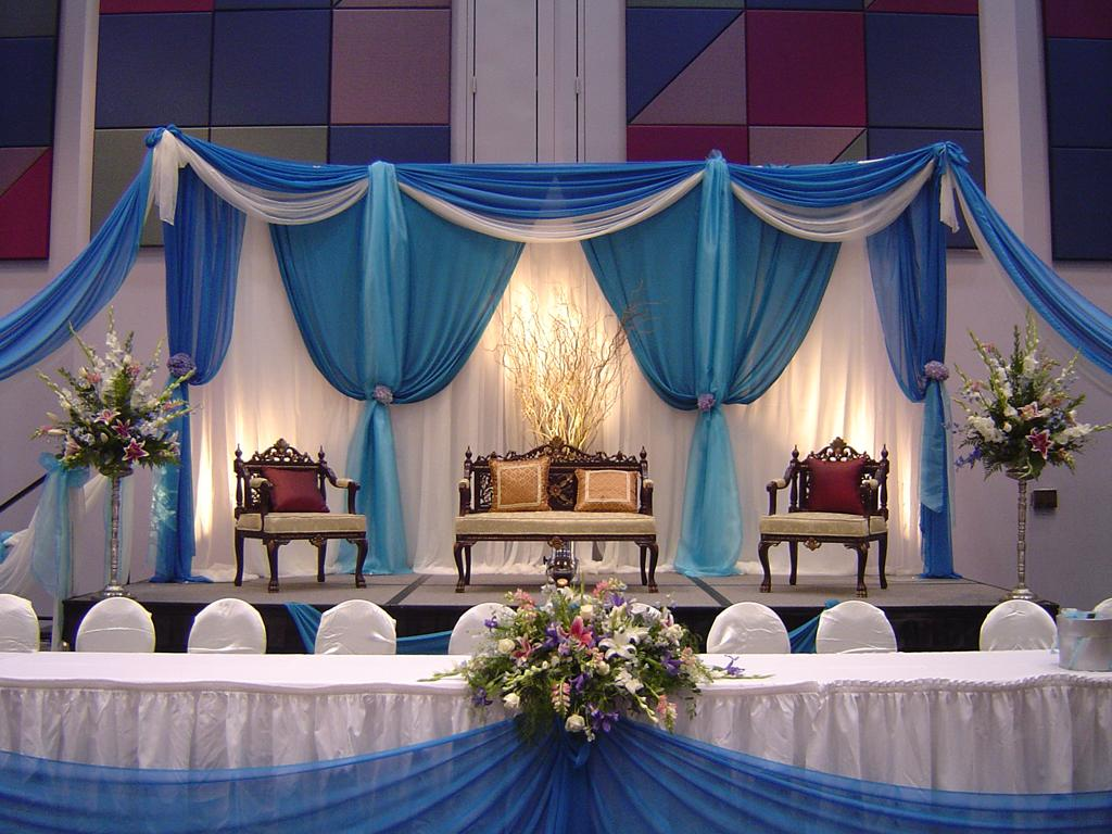 Wedding decorations another installment on wedding plan for Wedding house decoration ideas