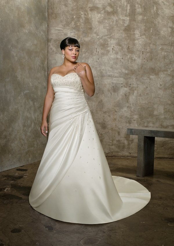 Wedding Dresses For Busty Brides Wedding And Bridal