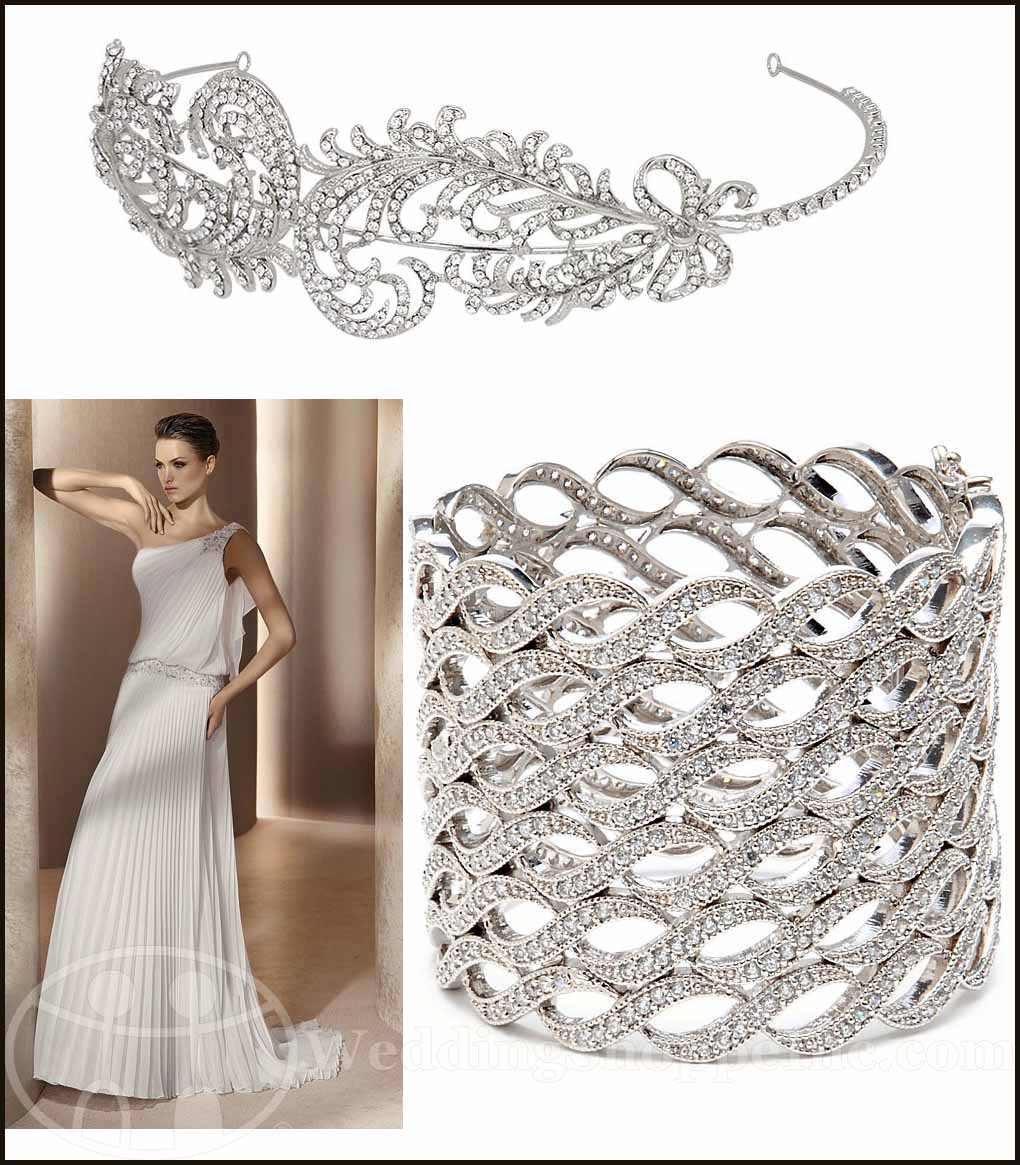 Bridal gown accessories wedding and bridal inspiration for Where to buy wedding accessories