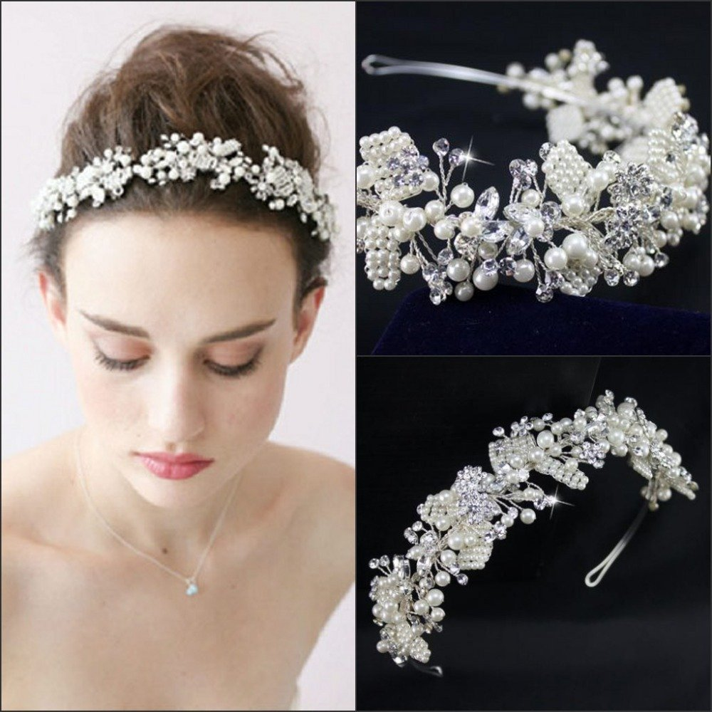 Cheap bridal hair accessories wedding and bridal inspiration for Where to buy wedding accessories