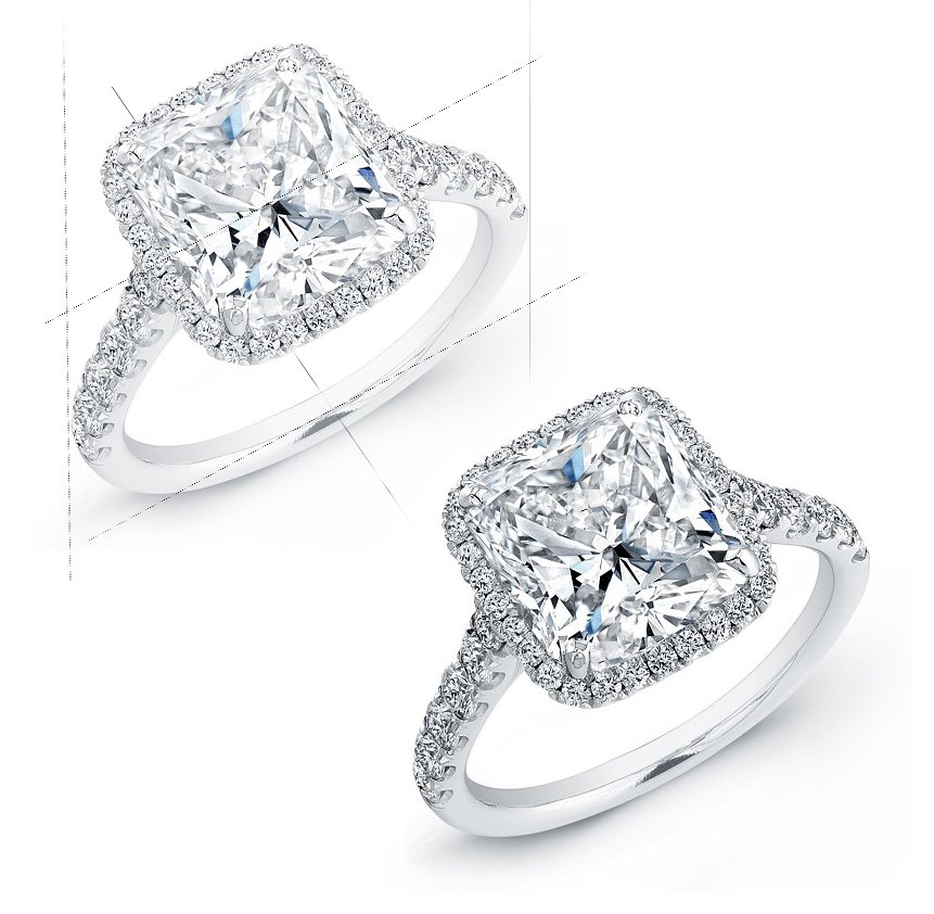 Design own engagement ring online wedding and bridal for Design a wedding ring online