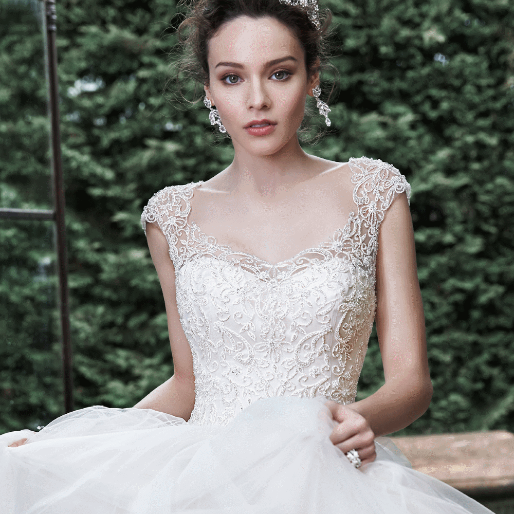 Preowned Wedding Gown: Pre Owned Maggie Sottero Wedding Dresses