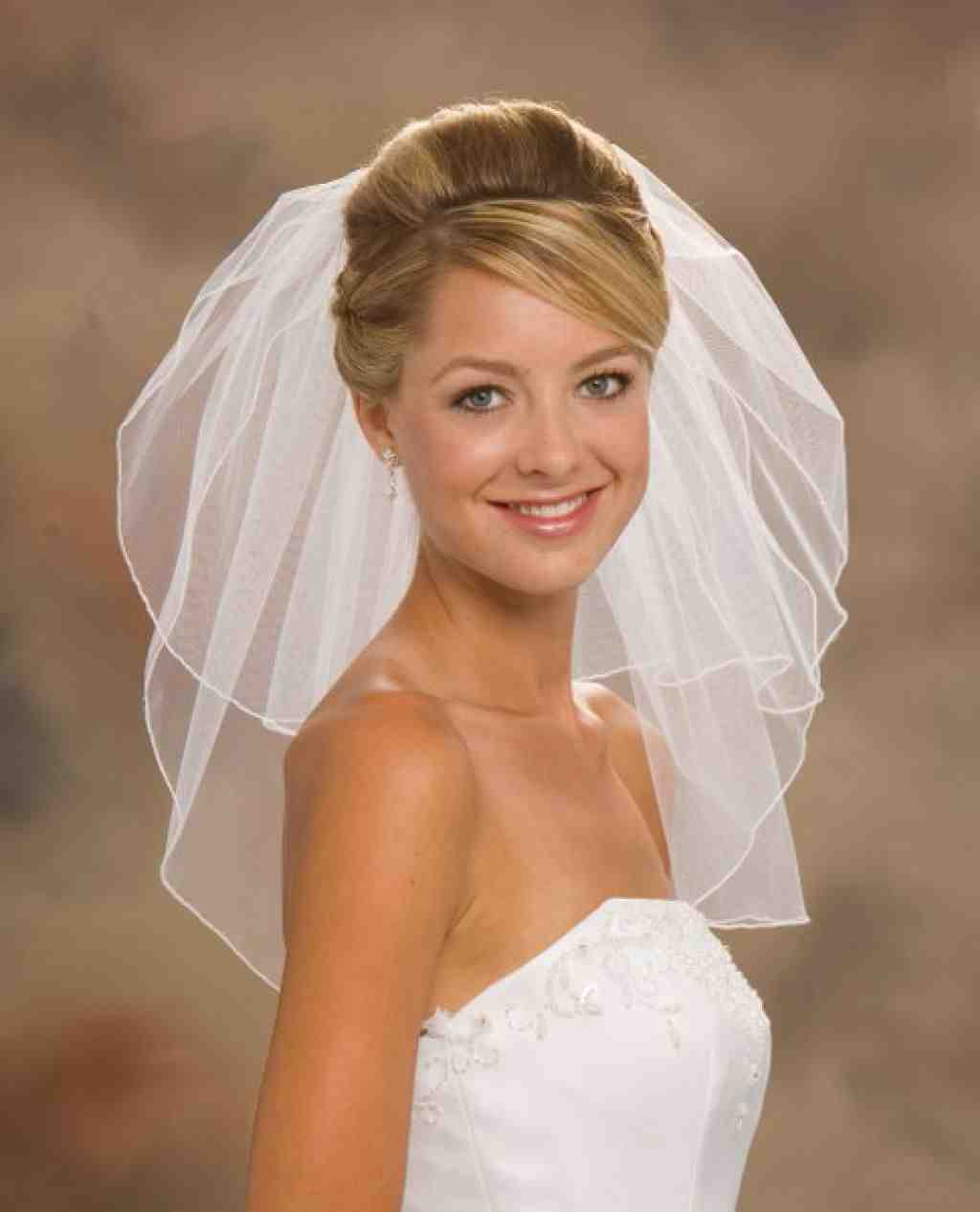 Fantastic Bridal Hairstyles With Veil Wedding And Bridal Inspiration Hairstyles For Men Maxibearus