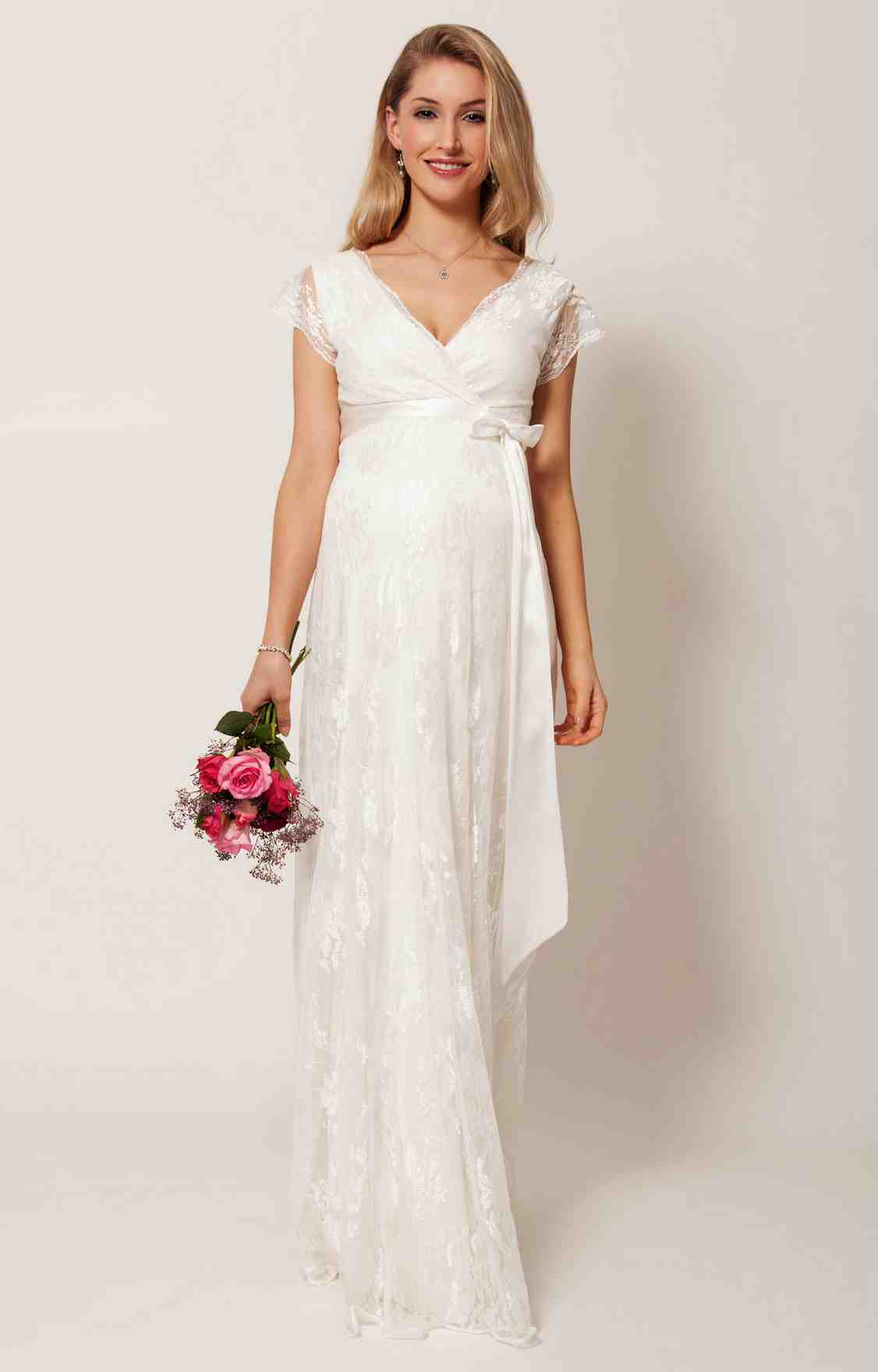 Maternity wedding dress how to find the perfect dress for Maternity dress for a wedding