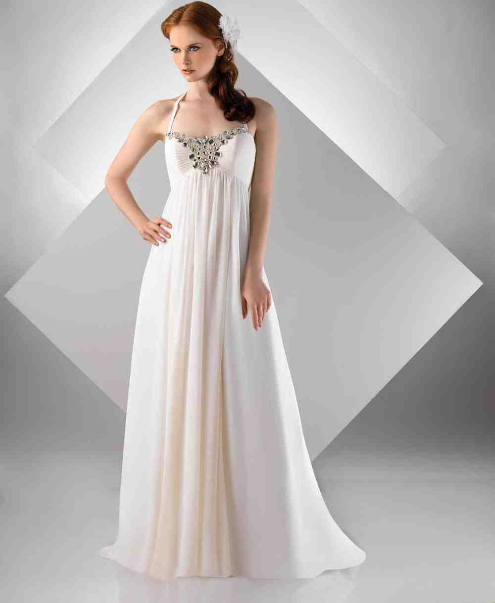 Simple maternity wedding dresses wedding and bridal for Maternity dresses for wedding