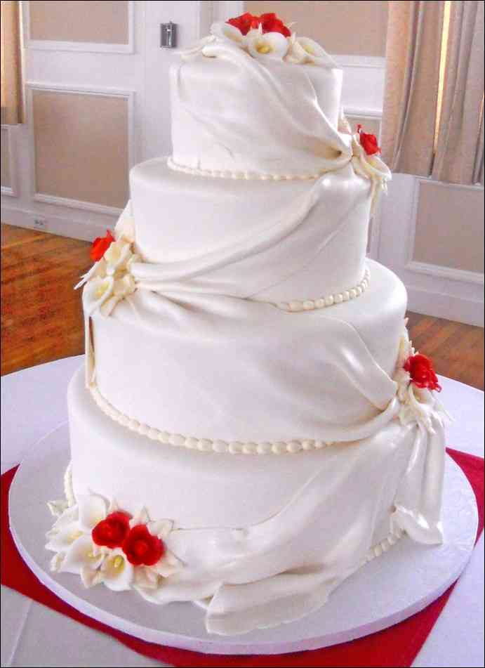 Walmart Wedding Cake Designs