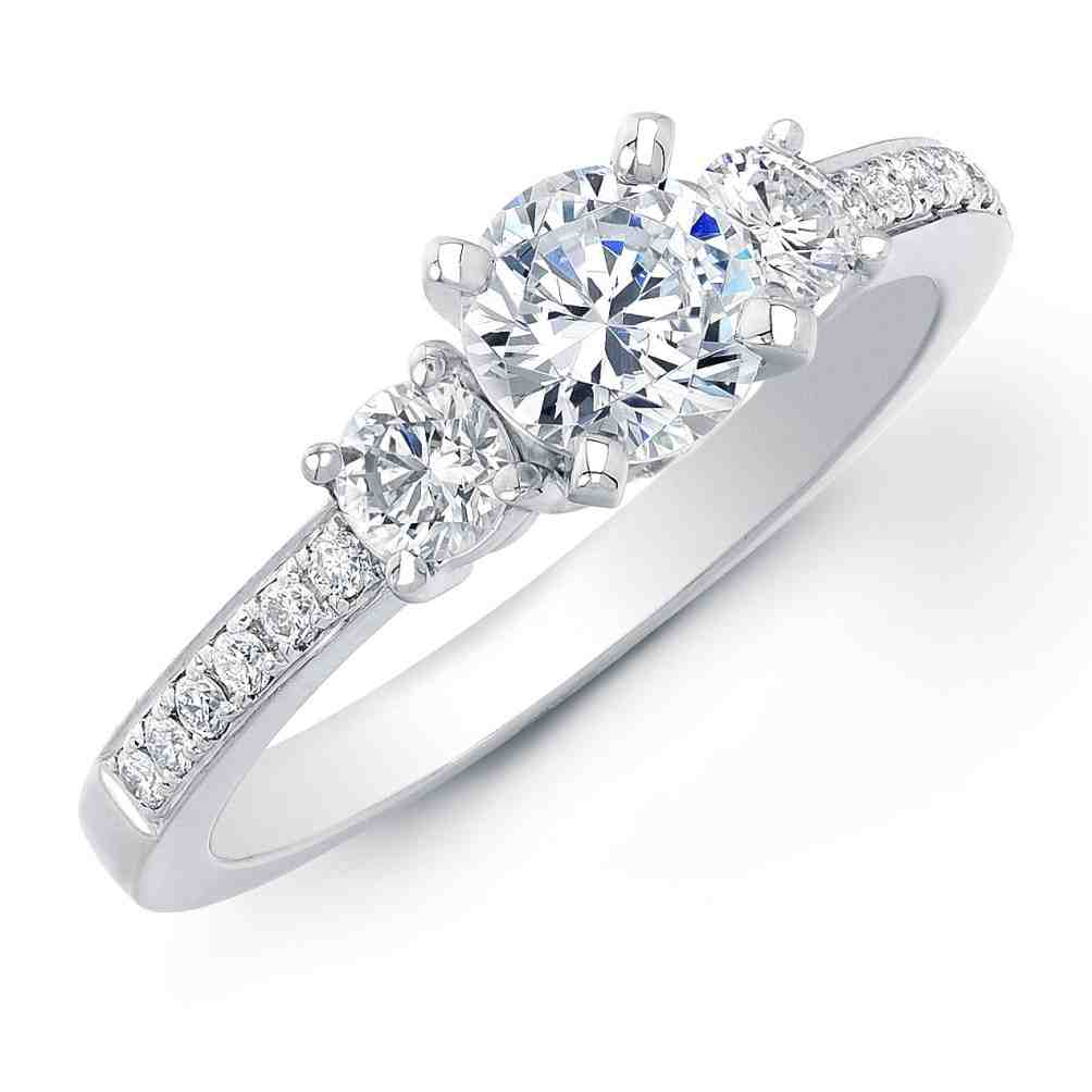 Beautiful Affordable Engagement Rings Wedding and Bridal Inspiration