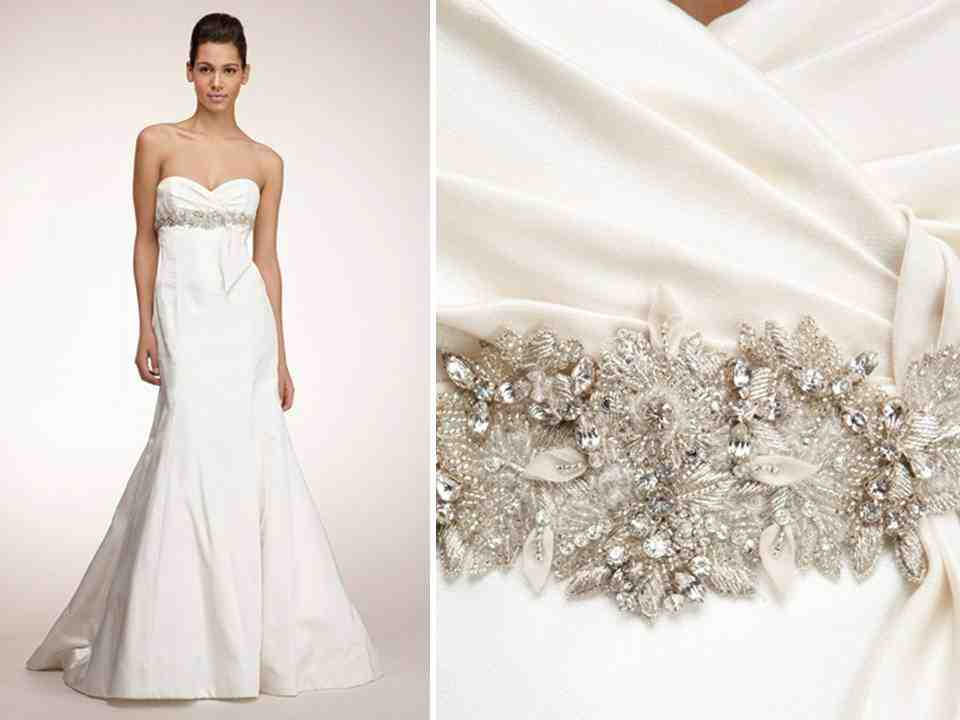 Bridal dress belts wedding and bridal inspiration for Belts for wedding dress