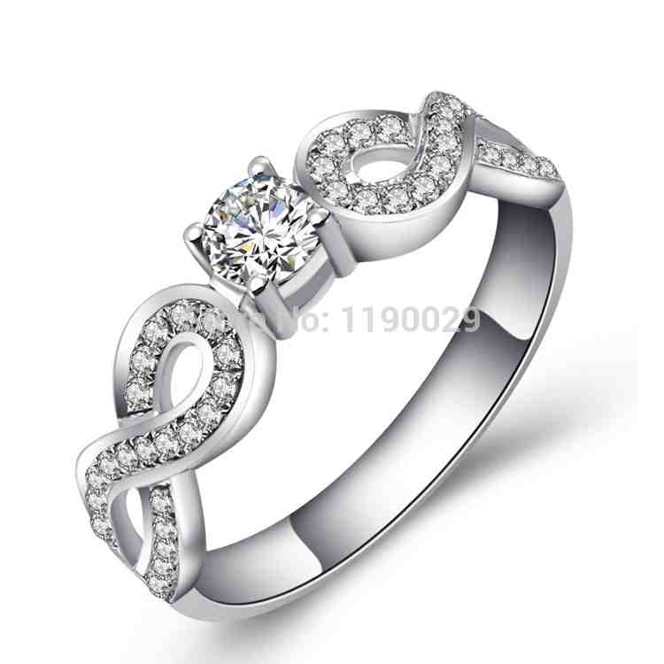 Cheap Diamond Solitaire Engagement Rings Wedding and Bridal Inspiration