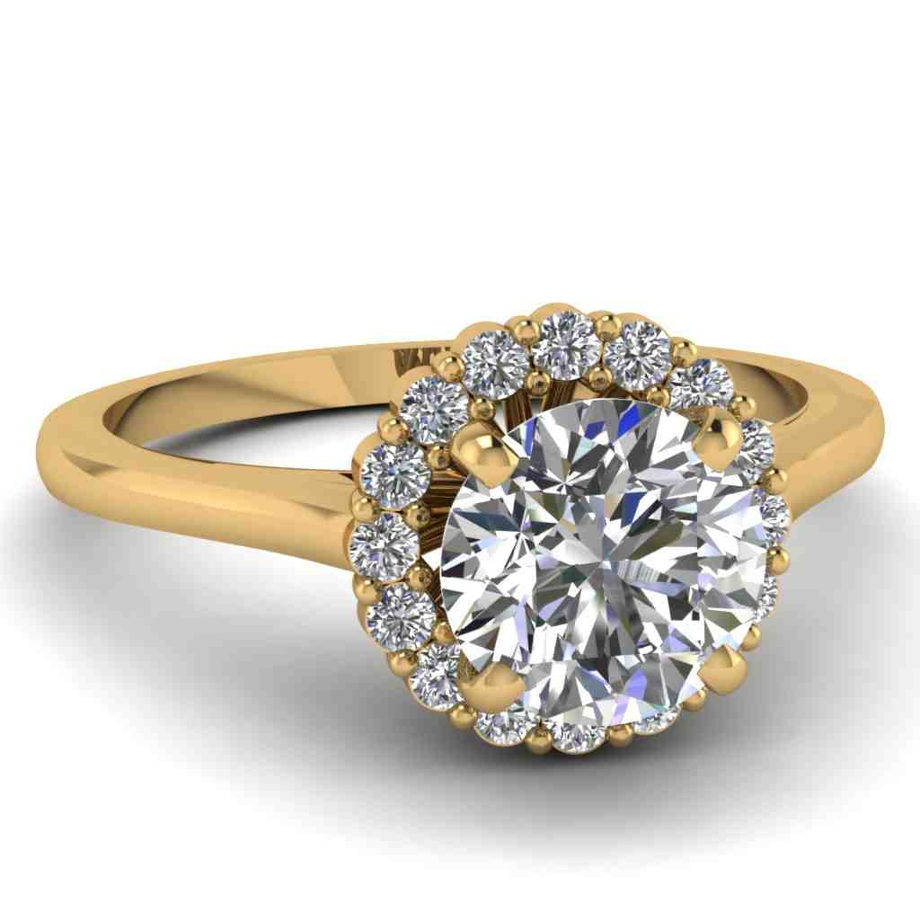 cheap yellow gold engagement rings wedding and