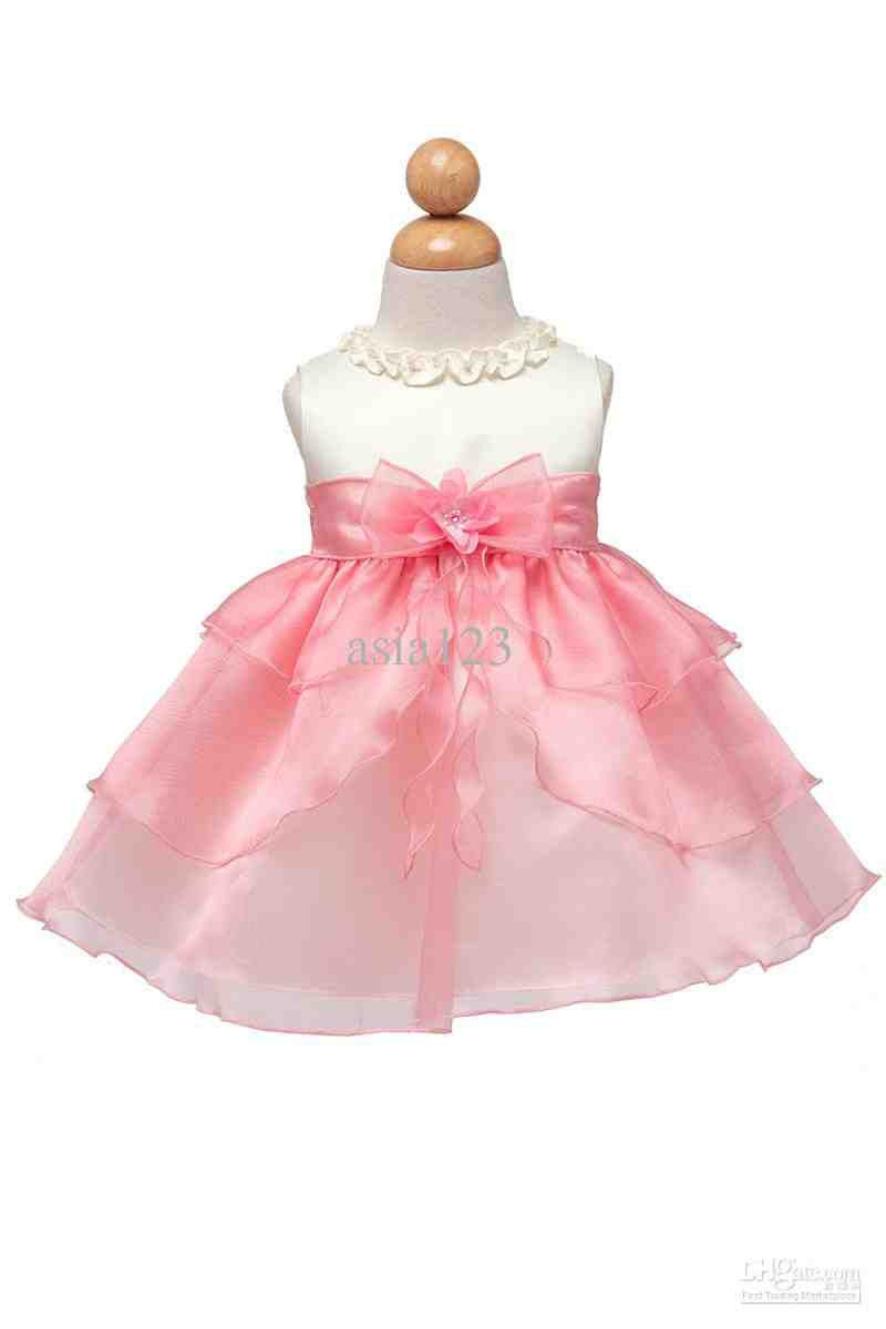 Infant Toddler Flower Girl Dresses Wedding and Bridal