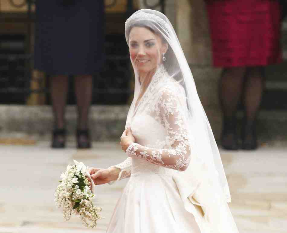 Princess Catherine Wedding Dress Wedding And Bridal
