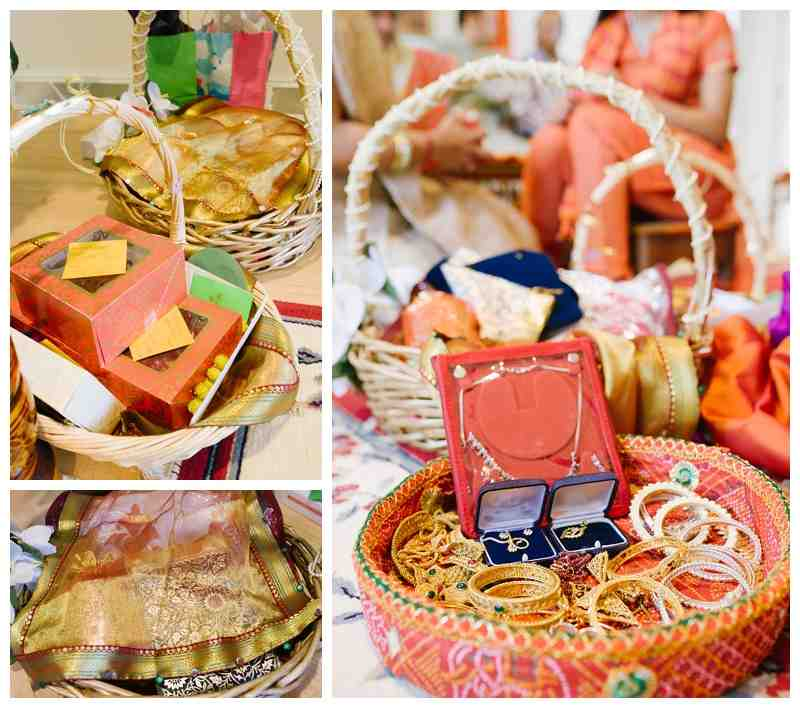 Typical Wedding Gifts: Traditional Indian Wedding Gifts