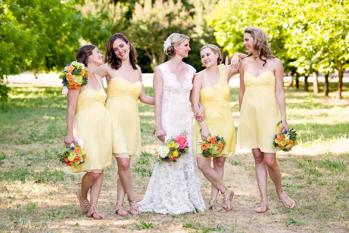 western wedding bridesmaid dresses wedding and bridal