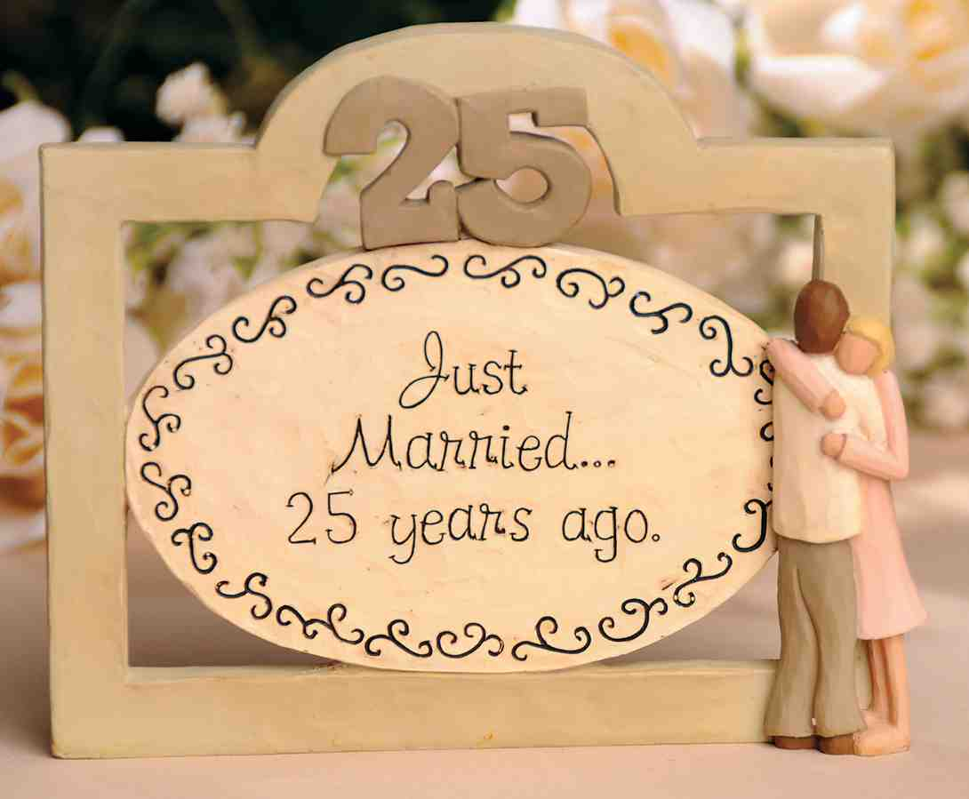 25 Years Wedding Anniversary Gifts Idea: 25Th Wedding Anniversary Gifts For Parents