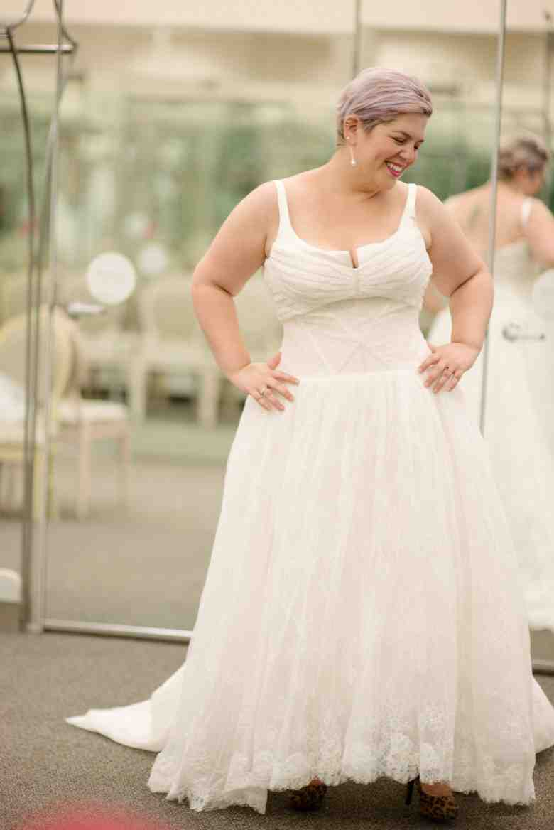 Clearanced Plus Size Wedding Dresses 82