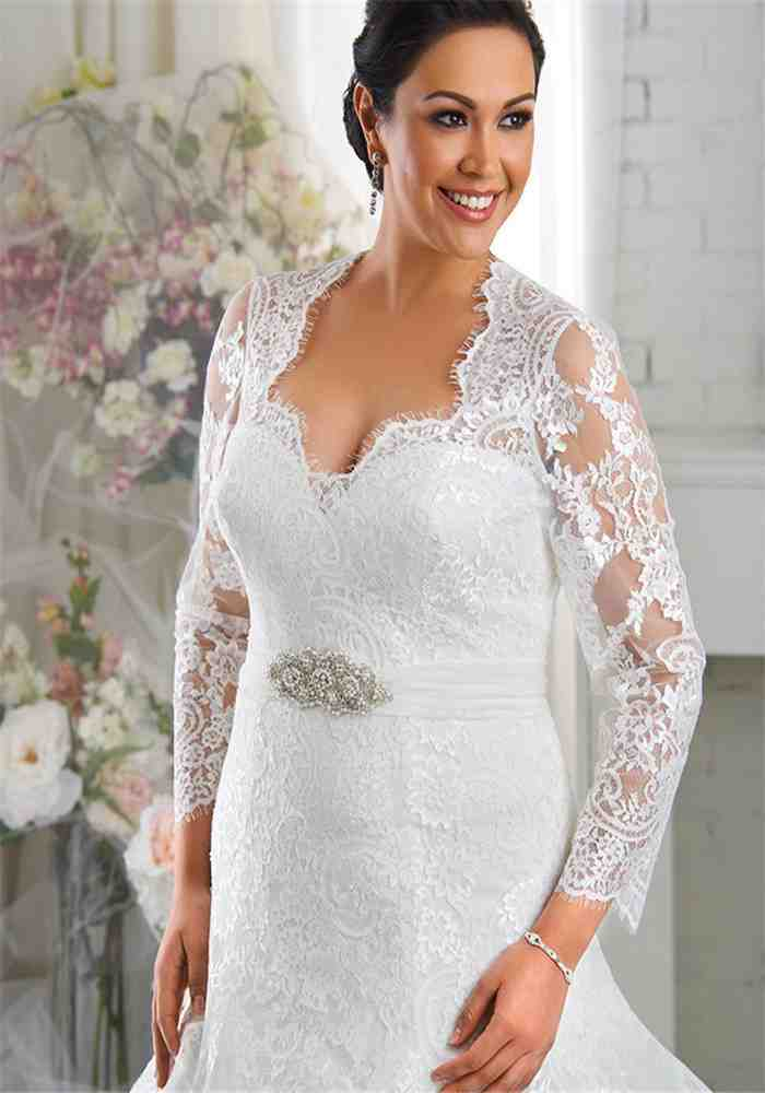 Plus size wedding dress patterns wedding and bridal for Wedding dress patterns plus size