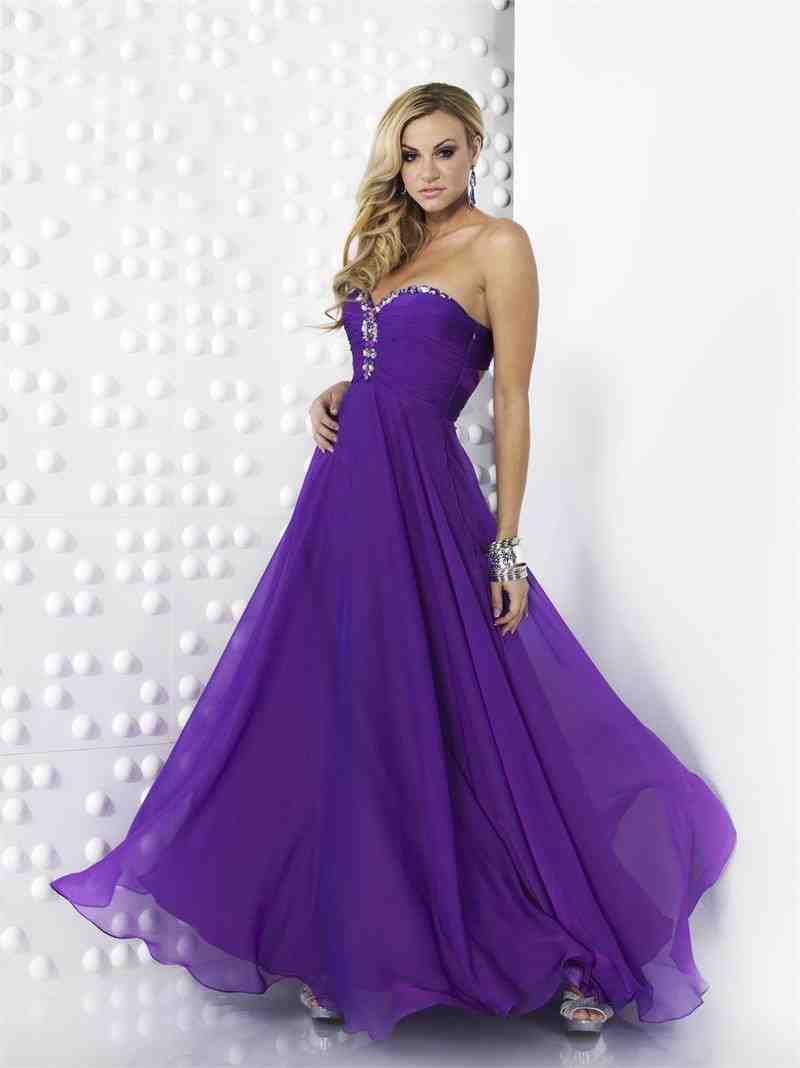 Purple dresses for weddings wedding and bridal inspiration for Purple wedding dresses for bridesmaids