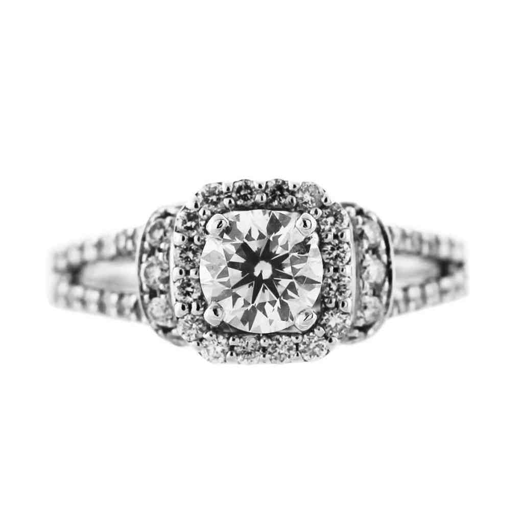 square engagement rings for modern and traditional