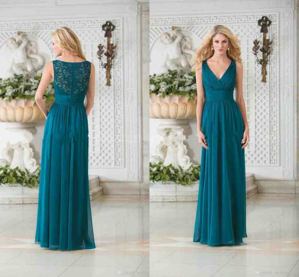 Bridesmaid dresses teal colour wedding dresses in redlands for Teal dress for wedding
