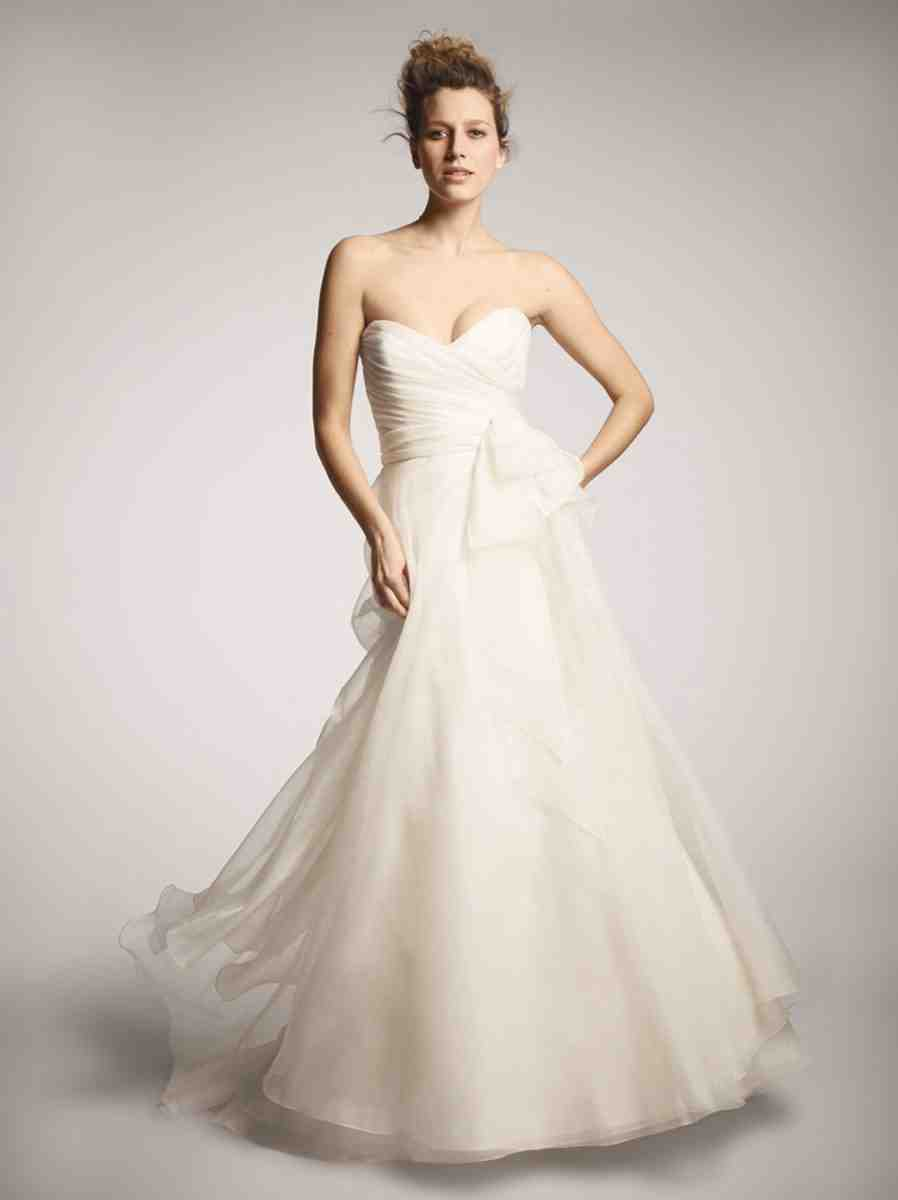 Nordstrom wedding dresses perfect for a bride on a budget for Nordstrom dresses for wedding